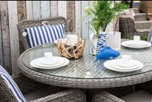 Outdoor living inspiration / Beautiful furniture to bring your garden to life this summer