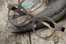 The Horn Collection / Exclusive horn frames in combination with elegant, natural materials.