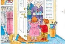 Opa en oma / Kinderboekenweek Voor altijd jong