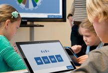 I pad/tablet in de klas