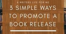 Writing & Author Tips / This board is for writers & authors. Content should consist of writing tips & tools for the process of releasing a book or writing in general (like blog writing). If you would like to be a contributor, please visit my profile and then follow. You can contact me with your request through my website, the link is listed in my profile.