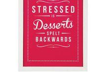 desserts / always the best idea!