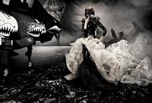 Dark Fairy Tale Shoot