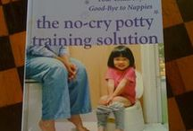 Potty Training Must Haves / Potty training must haves that I have found invaluable in our journey to nappy freedom :0)
