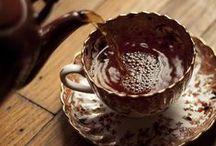 Chocolate, Coffee, & Cake
