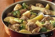 pots/ casserols and stews