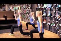 Fitness / Ich pinne hier Trainings, die ich selbst ausprobiert habe und die mir Spaß gemacht haben!