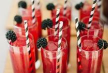 Reception & Party Foods / Great ideas for reception food, bridal shower, etc.