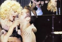 "MADONNA - Blond Ambition Tour / Working with Madonna in the Vogue Video, and assistant Choreographer in the Blond Ambition Tour, and in the movie Truth or Dare (""In Bed With Madonna in Europe) and 25 years later the documentary on the dancers, what are they doing now, called STRIKE A POSE."