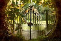 Kerítések, kapuk