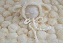 CRAFTS :|: Yarn / Crochet Newborn Photography Props