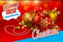 Christmas Treats / If you love to cook do it. Let Heaven's Best come to your home and get your carpets, floors, and furniture looking good for the holidays. Give us a call today. You will be glad you did. Heaven's Best Carpet Cleaning, Buckeye AZ, 623-670-0120.