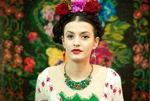 INSPIRATION :|: Frida Kahlo