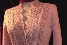 knitted jackets/kofter/bolero/vests
