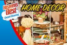 Home Decor / Our Heaven's Best carpet cleaning experts can tackle the toughest stains and dirt leaving your carpets clean and renewed. There are many carpet cleaners to choose from, but when you choose Heaven's Best, we'll leave your floors looking, feeling, and even smelling great. Your couch, chairs, and loveseat will smell great, too! For more information visit our website at: http://buckeyeaz.heavensbest.com
