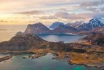 Beautiful Norway / Pins of places in Norway I would love to travel to, and maybe you would too?