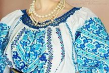Romanian Traditional Costumes / We <3 Romanian Traditions