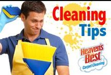 Cleaning and Organization / Our Heaven's Best carpet cleaning experts can tackle the toughest stains and dirt leaving your carpets clean and renewed. There are many carpet cleaners to choose from, but when you choose Heaven's Best, we'll leave your floors looking, feeling, and even smelling great. Your couch, chairs, and love seat will smell great, too!  Call now. You will be glad you did. 623-670-0120
