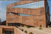 Biblioteca del Complejo de Innovación Académica / Está formada por las colecciones de Arquitectura, Ciencias, Estudios Generales Ciencias e Ingeniería. Algunas fueron bibliotecas creadas dentro de cada facultad y departamento académico para atender principalmente las necesidades de sus usuarios con servicios especializados.