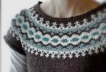 Knitting and crochet / knitting, crochet, anything with wool