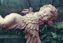 Angels - angyalok