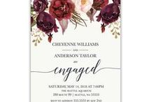 Wedding/ Meghívók