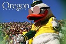 University of Oregon / The University of Oregon has a storied history of sports and academics. It was founded on the banks of the Willamette over one hundred years ago, and the mighty ducks of Oregon are still going strong. Have a question about UO or the Ducks? Ask us using #RealOregon