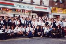 40 years of Eurocamp memories