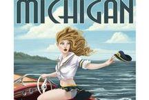 Pure Michigan / by Freebird