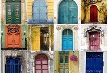 The Doors / by Freebird