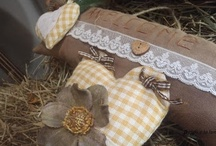 Cucito Creativo: Handcrafted works! / Home Decor from web: sewing, crochet, recicle ideas...