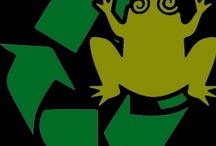 recycler, upcycler...les logos / Les logos des entreprises, villes, communautés impliquées dans le #recyclage, #surcyclage ou #upcycling.  Le #zerowaste est la règle
