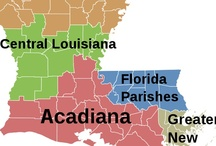 Louisiana Genealogy / Resources for genealogy research in Louisiana / by Jennifer Sepulvado