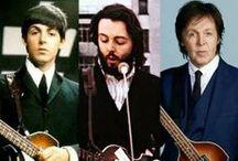 Paul McCartney / by Freebird