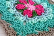 Virkkaukset, crochet