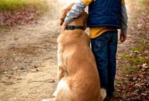 Man's Best Friend / Pics of animals with the humans that love them.