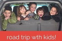 Are We There Yet? / Are We There Yet??  Wether on a short or long ride or flight, keeping the Kiddos Busy When Traveling!