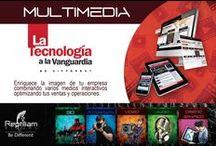 Multimedia / Trabajos multimedia e interactivos.