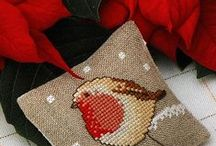 Cross stitch and Needle works