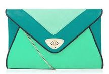 In Mint Condition / This fresh, youthful, exciting color way screams Spring!