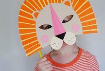 Maskers/feest / Maskers