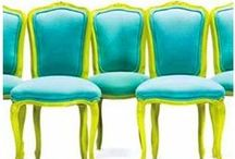 Ocean Breeze / Jump into this cool, nautical color story head first! Our new fashion color, Turquoise paired with Luscious Lime offers a calming, soothing mood that's as refreshing as an ocean breeze.