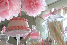 Girls Birthday Party Ideas / Featuring great, fun, creative and interactive party ideas for little girls