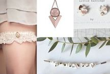 MODERN LOVE: A curation of contemporary wedding ideas / A beautiful curation of interesting and unusual wedding details for couples looking for alternative styles that are personal and unique.