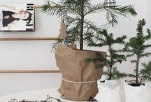 CHRISTMAS / Nordic, Scandinavian christmas decor