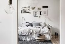 ALL WHITE: A curation of lustworthy all white rooms. / Exploring the many shades, textures and tones of white.
