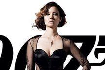 James Bond Girl / Get the look d'une James Bond Girl grâce aux conseils de Chic et Mignonne !