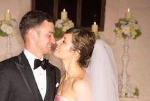 Mariage de Princesses/Stars / Qui n'a jamais rêvé de porter une magnifique robe blanche le jour de son mariage ? La preuve en images que les stars et les princesses n'ont pas la même vision de cette grande cérémonie...