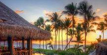 Travel Hawaii ♡ / #hawaii #usa #travel #reise #paradise #beach #waterfall #nature