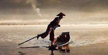 Travel Myanmar ♡ / #myanmar #travel #asia #nature